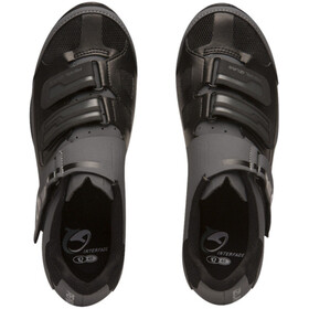 PEARL iZUMi All-Road V4 Shoes Women black/shadow grey